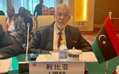 Libya's Foreign Minister attends Beijing's Forum on China-Africa Cooperation