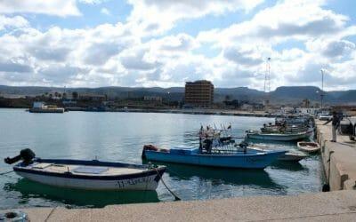 Eastern Libya, U.S. firm close to signing Libya port deal