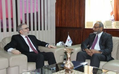 NOC seeks stronger partnership with Pakistan in oil and gas sector