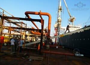Benghazi Asphalt Factory operational after 8-year closure