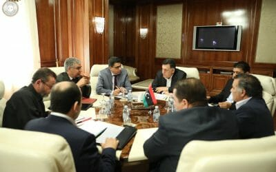 Head of Libya's Presidential Council approves GECOL's additional 2100 megawatts plan