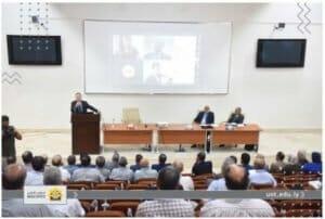 Workshop to create capacity building in sustainable renewable energy in Libya